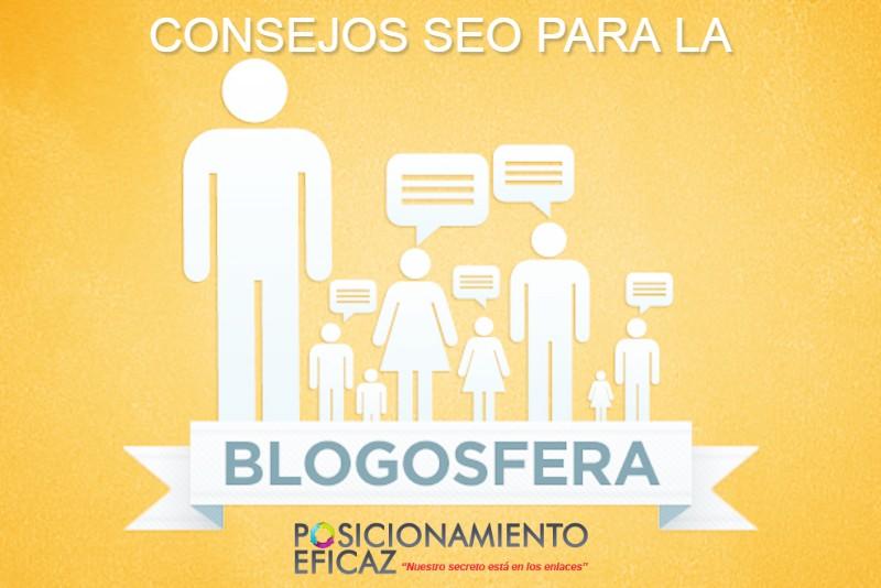 Consejos SEO para la blogosfera