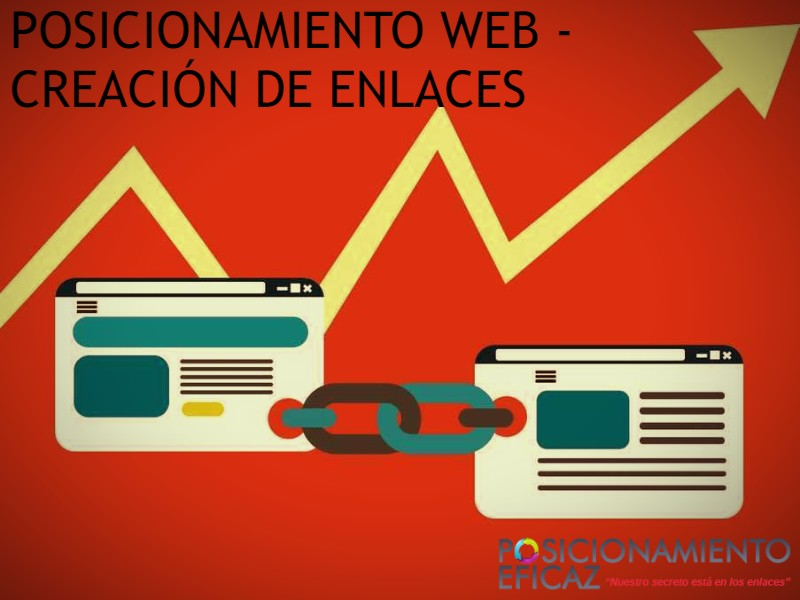 Posicionamiento web - Creacion de enlaces