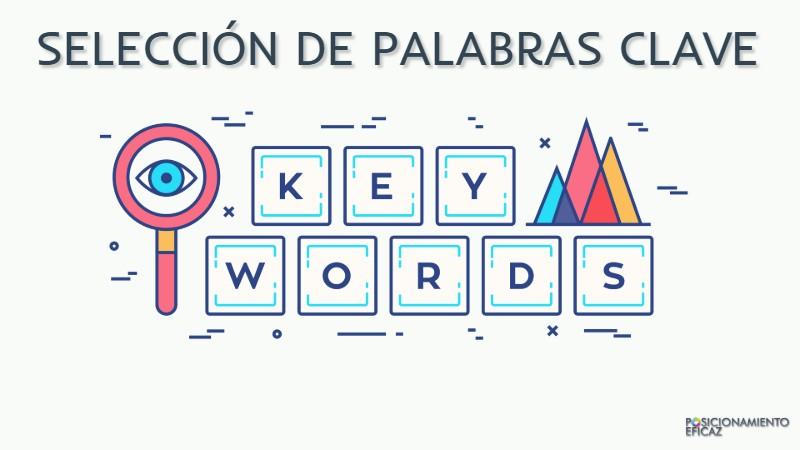 Seleccion de palabras clave