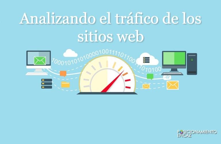 Analizando el tráfico de los sitios web