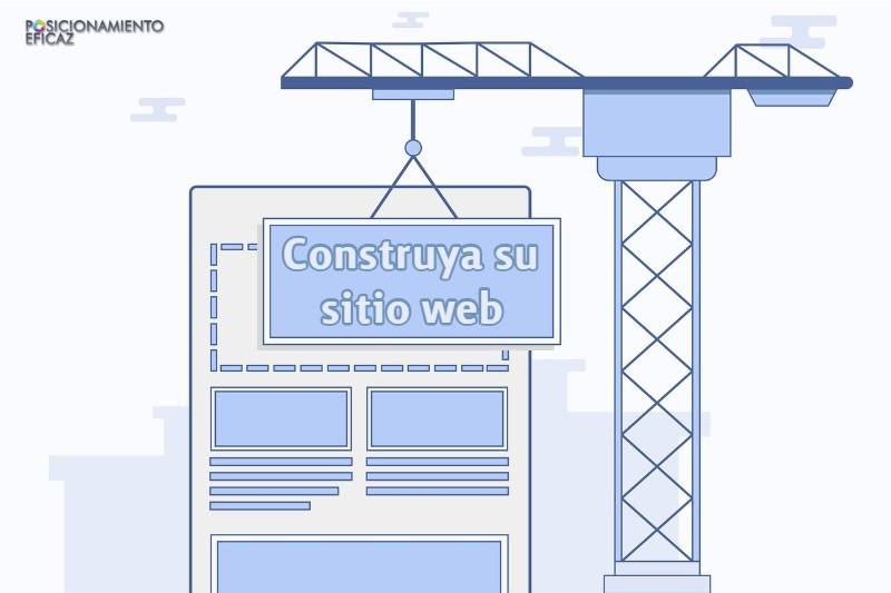 Construya su sitio web