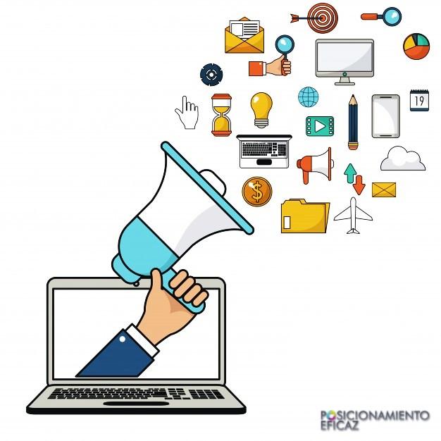 Comercializar su sitio web con el nombre de su dominio