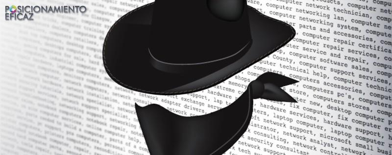 SEO sombrero negro