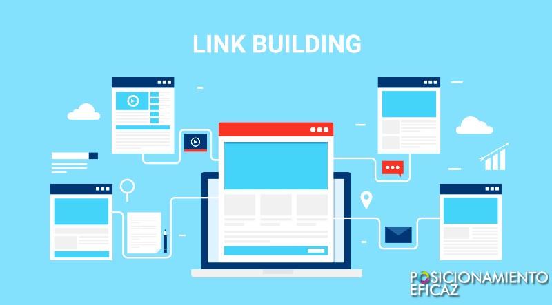 Link Building para buenas clasificaciones de los motores de búsqueda