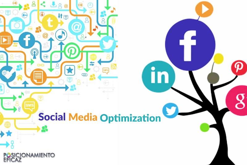 Optimización de los medios sociales