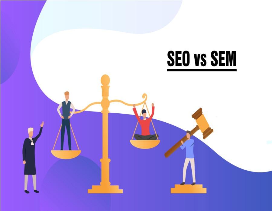 Diferencias existentes entre SEO y SEM
