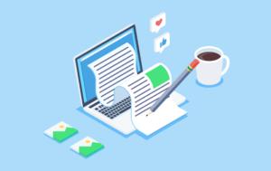 Un blog puede ayudarte a conseguir que mas personas visiten tu sitio web