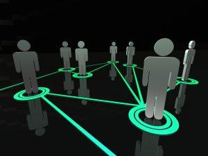 botones de redes sociales