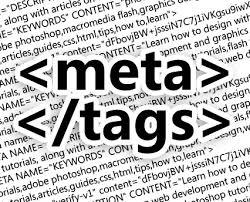 meta tags en blogger